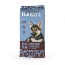 Visán Banters Dog Puppy & Junior Chicken & Rice (3 kg)
