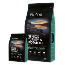 Profine Senior Turkey & Potato (15 kg)