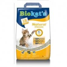 Biokat's Natural Classic macskaalom 10kg