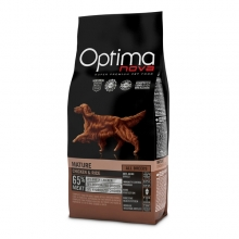 Visán Optimanova Adult Mature Chicken & Rice (12 kg)